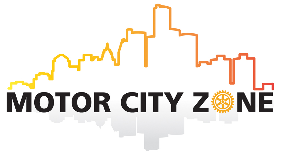 District 6600 Recognized At Motor City Zone Institute