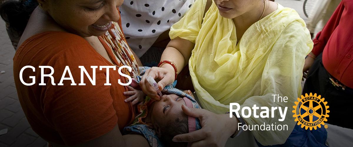 Rotary Foundation Grants
