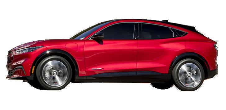 Mustang Mach E Car